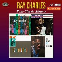 Cover Ray Charles - Four Classic Albums [2017/II]